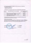 Протокол испытаний на керамзитобетонные блоки